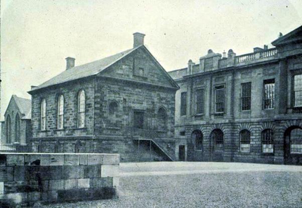 William Adam's Library building